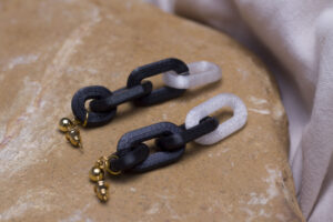 CHAIN EARRINGS- MIXED