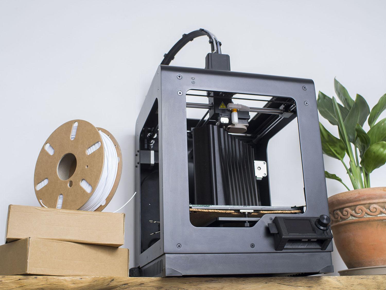 Drukarka 3D wykorzystywana przy naszych produktach
